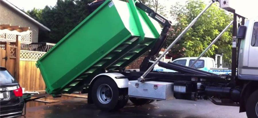 greenville dumpster rental it is us